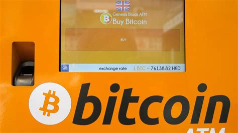 Not all bitcoin atms have the ability to sell crypto; Bitcoin's 2018 crash stokes fears of a Dot-Com like meltdown - The National