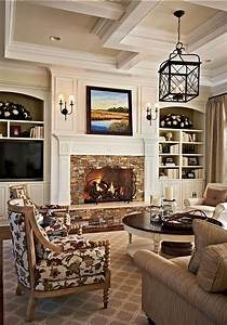 Traditional, Home, With, Beautiful, Interiors