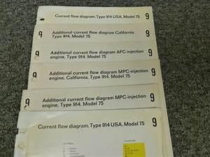 Diagram  Porsche 914 Workshop Wiring Diagram Full Version