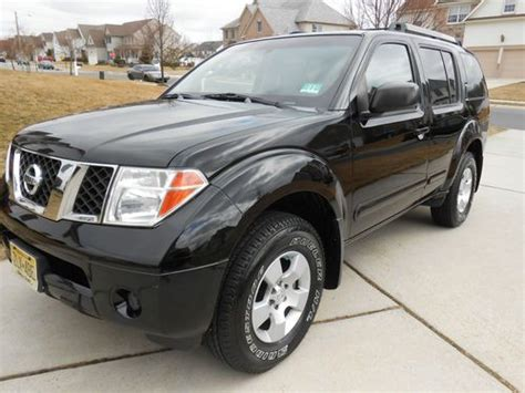find used 2005 nissan pathfinder se sport utility 4 door 4 0l in columbus new jersey united states