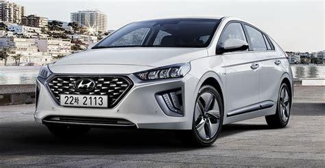 hyundai ioniq hybrid plug hybrid facelift unveiled caradvice