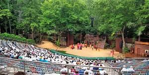 Unto These Hills Drama  Cherokee  North Carolina
