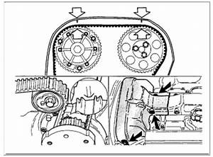 2001 Volvo S40 1 9turbo Could I Have A Diagram Of The Timing Belt Marks