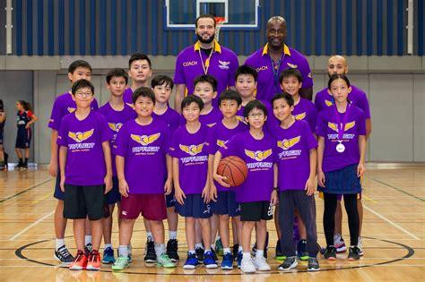top flight basketball academy chinese international