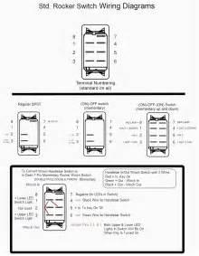 narva winch rocker switch wiring diagram superwinch t1500 rocker switch wiring diagram 45 wiring