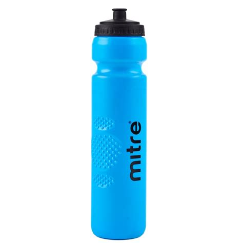 Mitre Water Bottle 1ltr  Mitre Bottles  Team Accessories