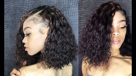 The Perfect Curly Bob Weave For Summer Ft Alipearl Hair