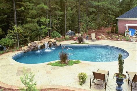 Lombardo Swimming Pools Company Builds Custom Swimming