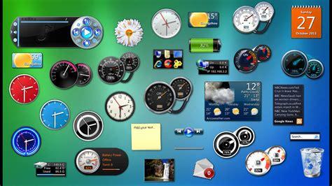 gadgets bureau windows 7 windows vista 7 gadgets pack for xwidget by jimking