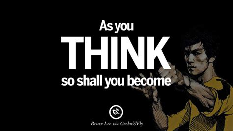 inspirational quotes  bruce lees martial arts