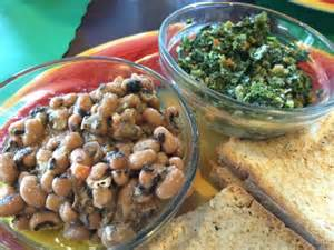 Black Eyed Peas New Year's Tradition