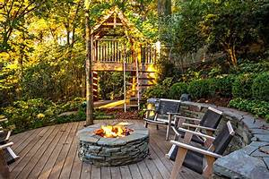 15, Amazing, Rustic, Deck, Designs, That, Will, Enhance, Your, Outdoor, Living