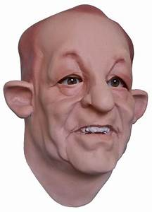 Human looking masks to print