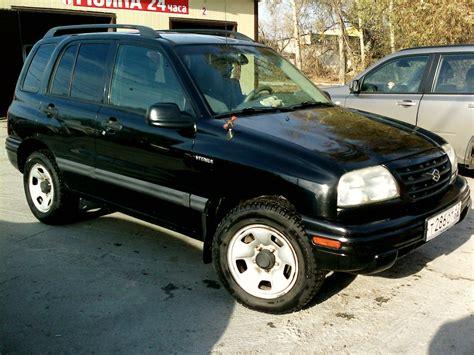 2002 Suzuki Vitara by 2002 Suzuki Grand Vitara Ft Gt Pictures Information