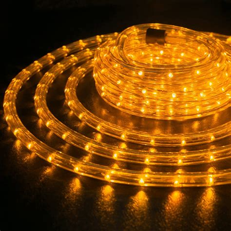 amazon lights led orange 3 8 quot led 110v wire flexible light outdoor 10