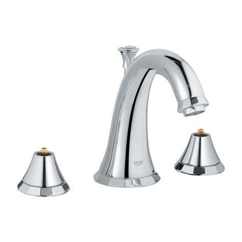 GROHE Kensington 8 in. Widespread 2 Handle 1.2 GPM