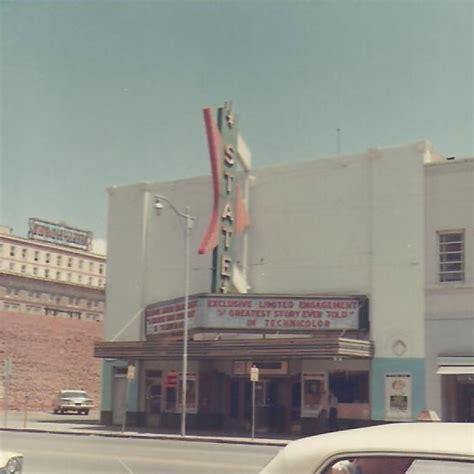 State Theatre In Wichita Falls, Tx  Cinema Treasures