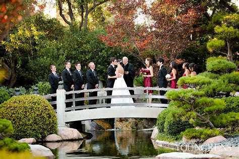 japanese garden wedding part one matt and the