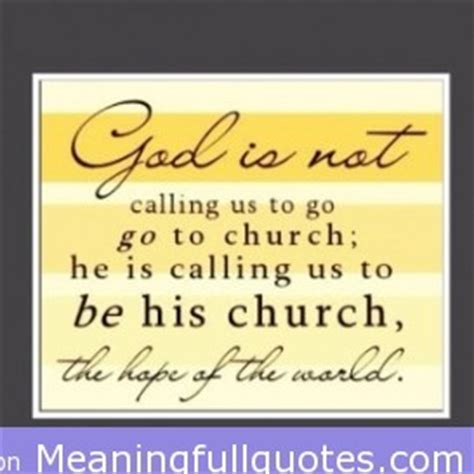 going to church quotes quotesgram