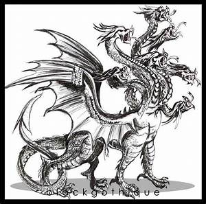 Hydra by blackgothique on DeviantArt