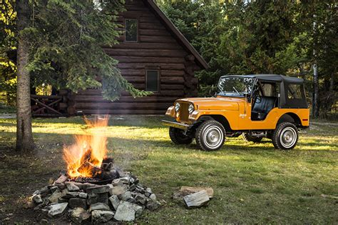 Vintage Jeep Wallpaper by Images 1954 83 Jeep Cj 5 Retro Cars