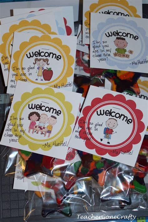best 25 welcome to school ideas on welcome 121   df056ed4102e7c1f721553bf14fc696c student treats teacher treats