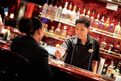 How To Become A Bartender On A Cruise Ship - The Spirit Lab