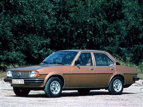 Opel Uk by Opel Ascona B Classic Car Review Honest