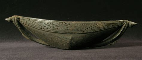 Oceanic Art - Bowl, Schouten Island, Papua New Guinea