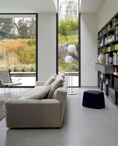 Contemporary Home Style By Bb Italia by Windows Onto The Garden B B Italia