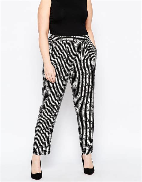15 Stylish Plus Size Pants From Skinny To Wide Leg