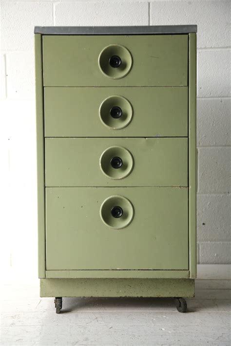 chest of drawers vintage industrial metal chest of drawers and chrome Industrial