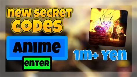 secret op anime fighting simulator codes