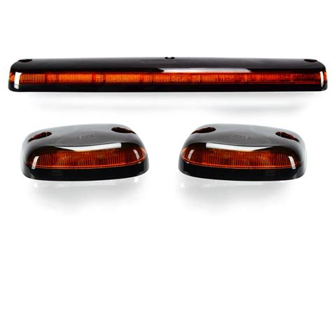led cab lights chevy recon 264156am chevy gmc 07 14 2nd gen new body amber