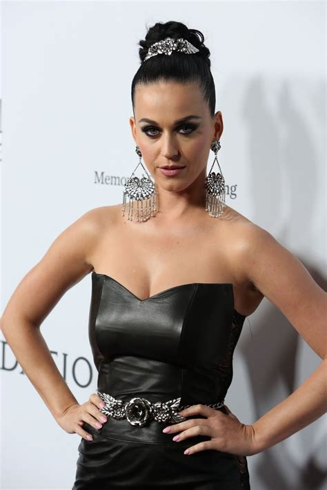 KATY PERRY at Parker Institute for Cancer Immunotherapy ...