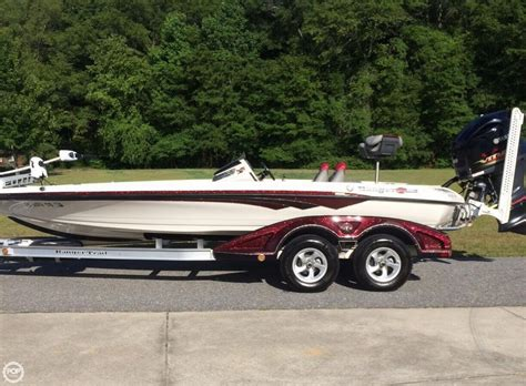 Used Ranger Bass Boats For Sale by 2015 Used Ranger Boats Z520 Ci Bass Boat For Sale