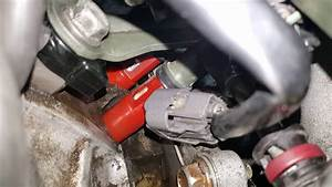 Mazda Rx8 Fuel Injector Spraying All Over From Top