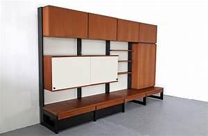 Mid Century Möbel : dieter rams modulares regalsystem aus teakholz adore modern ~ A.2002-acura-tl-radio.info Haus und Dekorationen