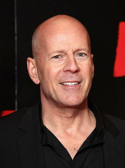 Bruce Willis ~ Hollywood Actors