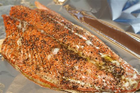 oven baked salmon oven roasted salmon recipe makebetterfood com