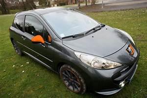 Peugeot 207 Noir : sonik34 peugeot 207 rc gris shark stage 2 shooting page 25 clio rs concept ~ Gottalentnigeria.com Avis de Voitures