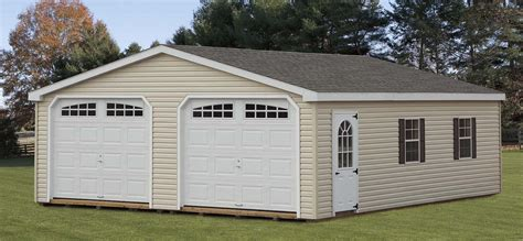 portable metal garage awesome 2 car garage shed 2 car garage shed by product