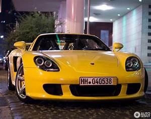 Porsche Carrera Gt Occasion : porsche carrera gt 19 november 2016 autogespot ~ Gottalentnigeria.com Avis de Voitures