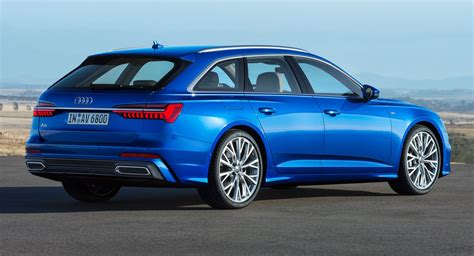 Audi A6 2019 by 2019 Audi A6 Avant Is Here Looking More Handsome Than