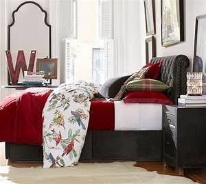 velvet comforter sham ruby pottery barn With bed comforters pottery barn