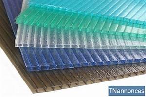 Plaque Polycarbonate Alvéolaire Brico Depot : plaque polycarbonate pas cher panneau polycarbonate pas ~ Nature-et-papiers.com Idées de Décoration