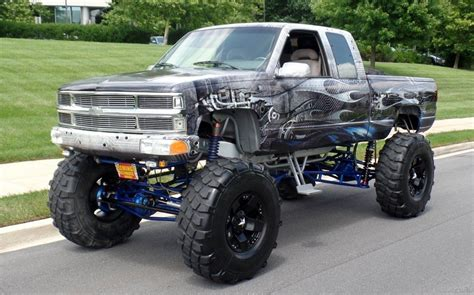 monster trucks trucks for 1992 chevrolet k pickup 1500 custom monster show truck for