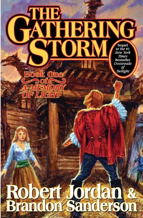 Wheel Of Time Update, Book 12, The Gathering Storm T