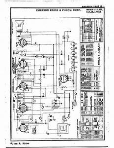 Emerson Radio  U0026 Phonograph Corp  512