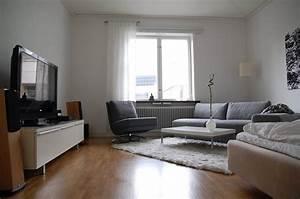 Scandinavian, Living, Room, Entertainment, Setups